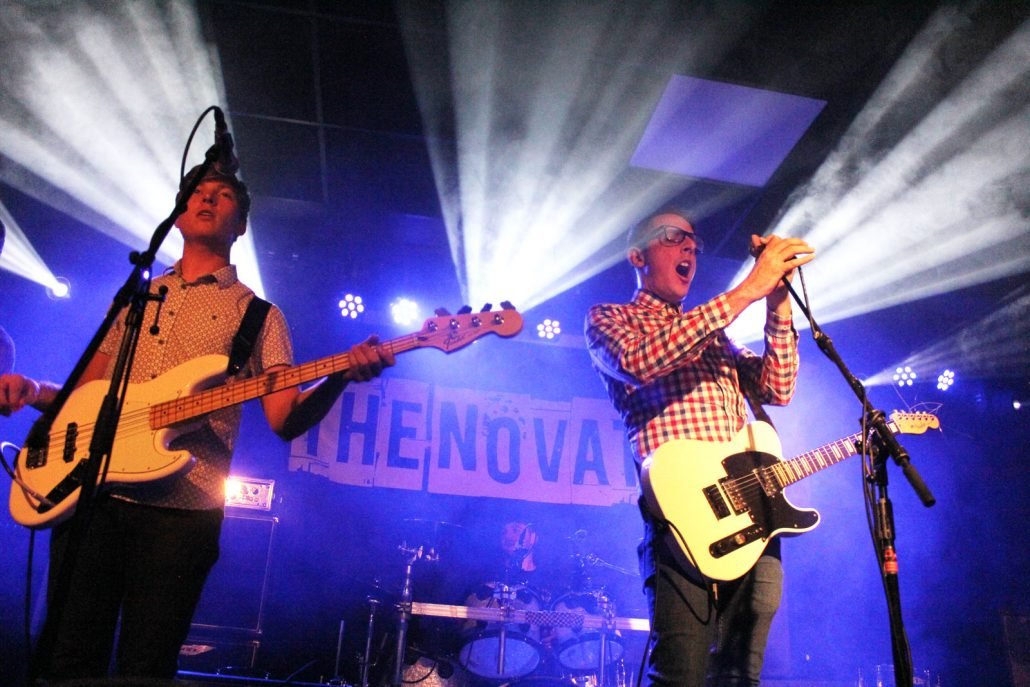 The Novatones Live
