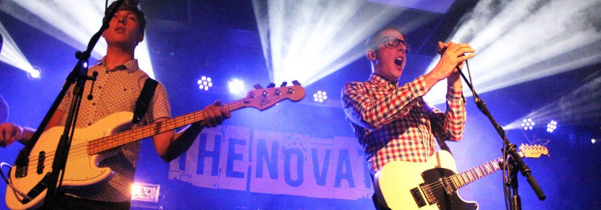 The Novatones Live