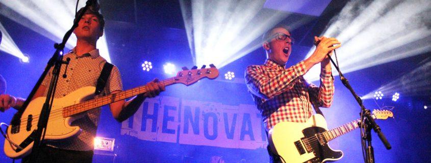 Talking Heads - The Novatones