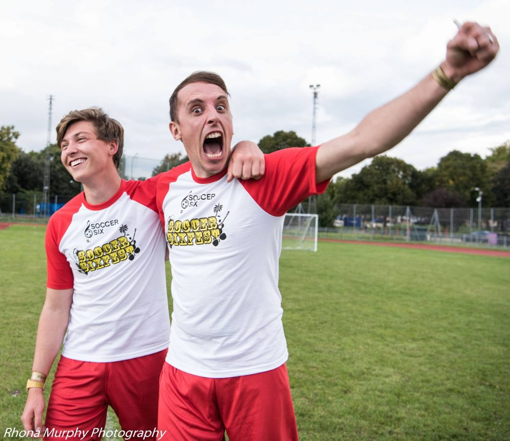 Soccer SixFest 2017 - The Novatones