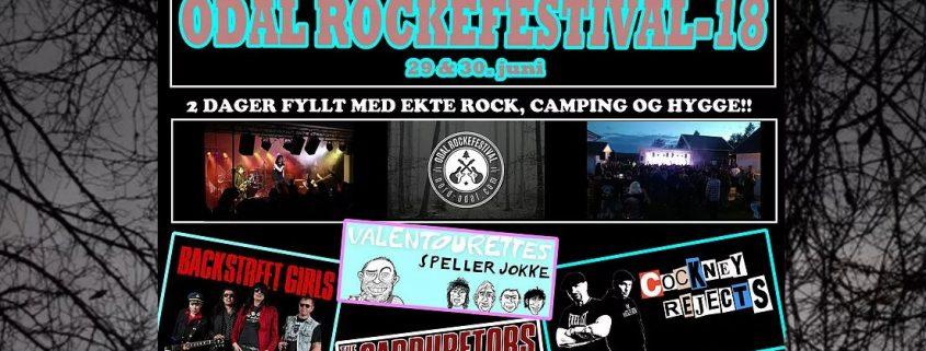 Odal Rock Fest 2018
