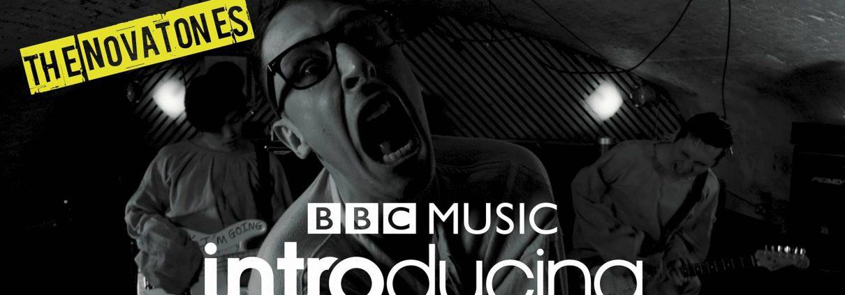 The Novatones on the BBC